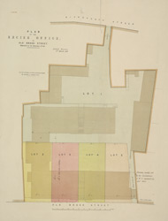 PLAN OF THE EXCISE OFFICE IN OLD BROAD STREET